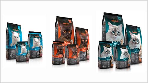 Leonardo корм для кошек