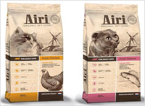 Корм Airi для кошек