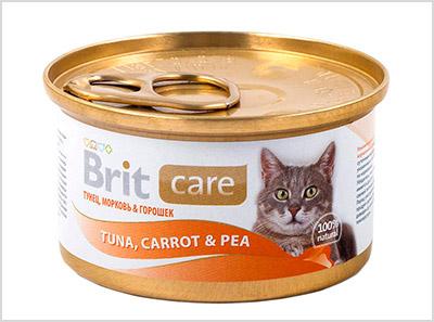 Brit Care консервы для кошек